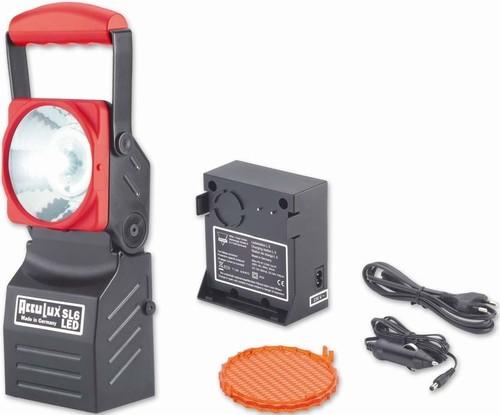 AccuLux Arbeitsleuchte SL6 LED Set mit Focus 456541