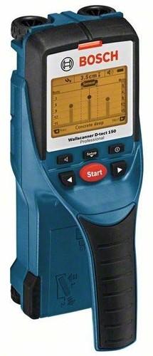 Bosch Power Tools Wallscanner D-Tect 150 Profess.