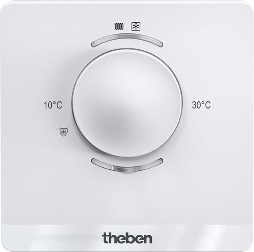 Theben Smart Home-System Raumtemperaturregler LUXORliving R718