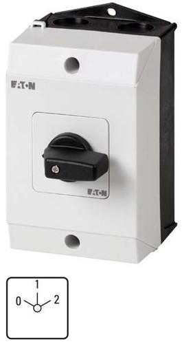 Eaton Pol-Umschalter 3p. I(G), 20A/6,5kW T0-3-8451/I1