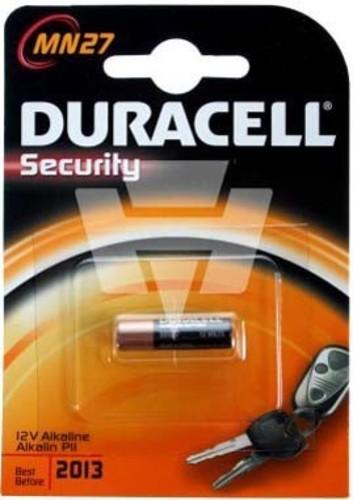 Hückmann Duracell Alkaline-Batterie MN27 12V/18mAh 108846