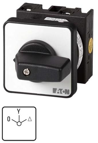 Eaton Stern-Dreieck-Schalter 20A, 5,5kW, 3p,IP65 T0-4-8410/E
