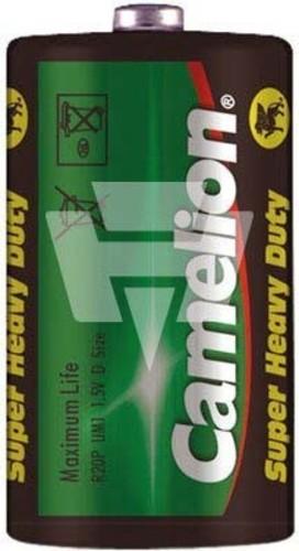 Hückmann Camelion Batterie R20 Zink-Kohle 126647 (VE2)
