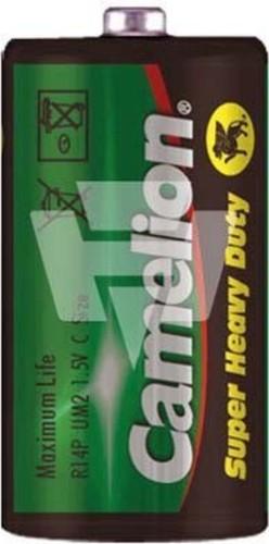 Hückmann Camelion Batterie R14 Zink-Kohle 127498 (VE2)