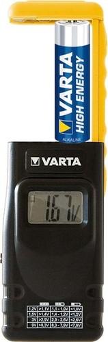 Varta Cons.Varta LCD Digital Battery Tester 00891