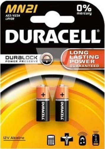 Hückmann Duracell Alkaline-Kn.zelle MN21 12V/33mAh 133669 (VE 2)