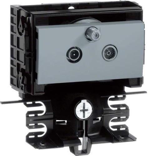 Tehalit SAT Stichleitungsdose aluminum SL20055950 alu