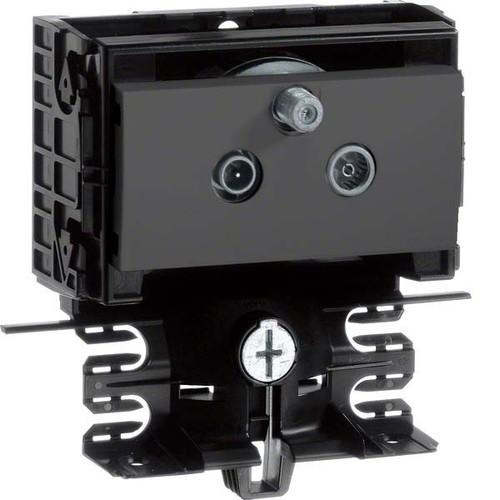 Tehalit DATA Stichleitungsdose schwarz SL20055990 sw