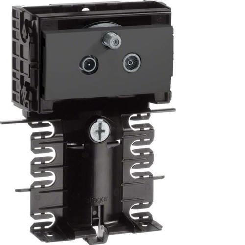 Tehalit SAT Stichleitungsdose schwarz SL20115950 sw