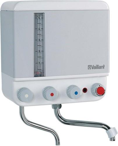 Vaillant Kochendwassergerät 5 Liter Inhalt VEK 5 L weiß/gr