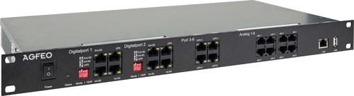 Agfeo IP-Telefonanlage 24 IP/Systemgeräte ES 548 IT