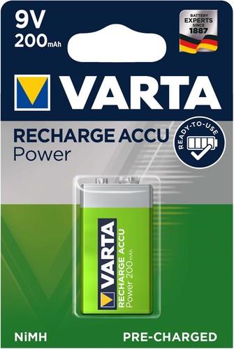 Varta Cons.Varta Recharge Accu Power E 8,4V/200mAh/Ni-MH 56722 Bli.1