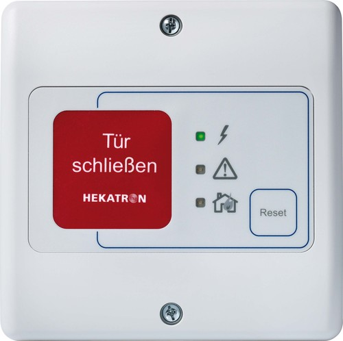Hekatron Vertriebs Feststellanlagen-Zentrale Basis FSZ Basis