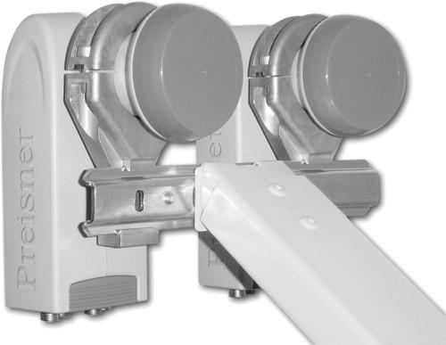 Televes Multifeedhalter für S85/S100 SH 85100/2