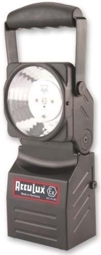 AccuLux EX SLE 15 LED Set schwarz 230V 12-24V 457081s
