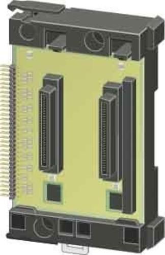 Eaton Baugruppenträger 2I/O XIOC-BP-2