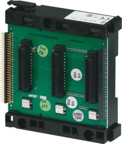 Eaton Baugruppenträger 3I/O XIOC-BP-3