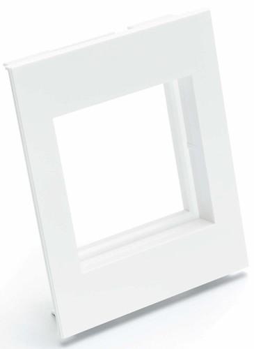 Rehau Rahmen 1-fach SIGNA Modul 45 reinweiß BRK CF1 M45 rws