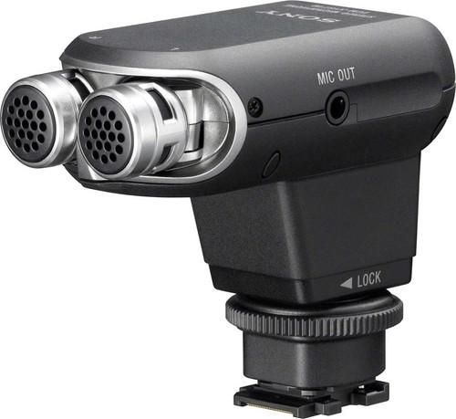 Sony Mikrofon f.Camcorder,sw ECMXYST1M.CE7
