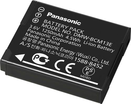 Panasonic Deutsch.CE Akku 3,6V 1250mAh 4,5Wh DMWBCM13E