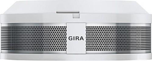 Gira Rauchwarnmelder Dual Q Label reinweiß 233602