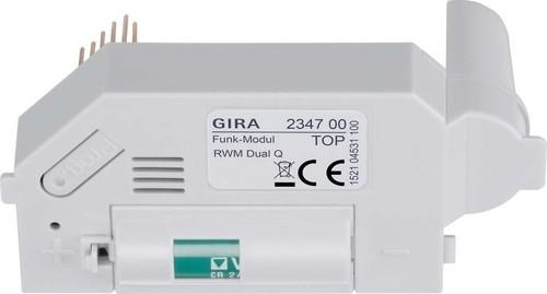 Gira Funkmodul Dual für Rauchwarnmelder 234700