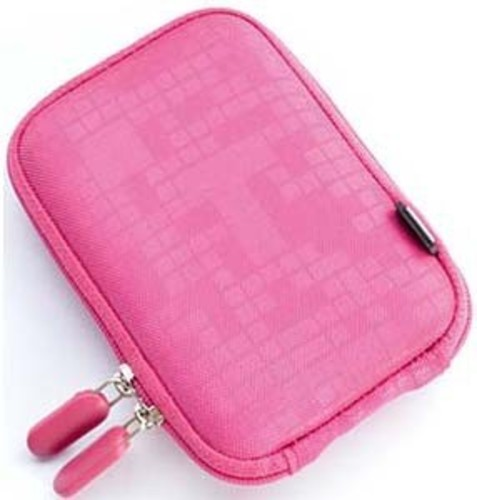 E+P Elektrik Tasche f.Digitalkamera pink DB1P
