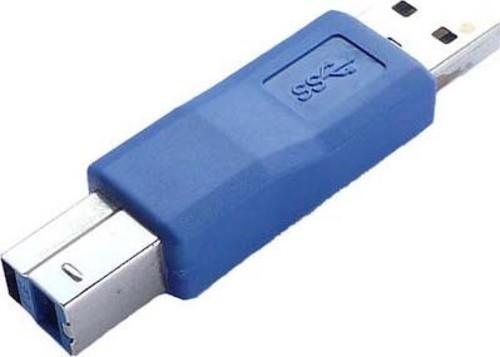 E+P Elektrik USB 3.0 Adapter Ste.Typ A, Ste.Typ B CC356Lose