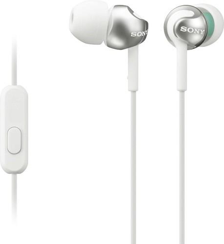 Sony In-Ohr-Kopfhörer Mikrofon,FB,ws MDREX110APW.CE7