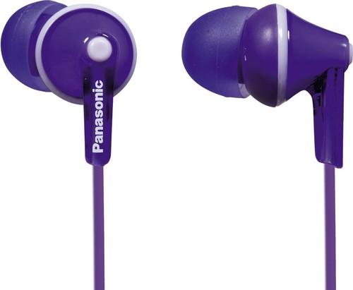 Panasonic Deutsch.CE Ohrkanalhörer RPHJE125EV violett