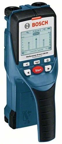 Bosch Power Tools Wallscanner D-Tect 150 SV Prof.