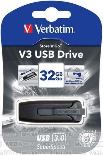 Verbatim USB-Stick 32GB 3.0 Ultra Speed 533x VERBATIM 49173