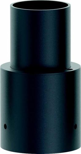 Leipziger Leuchten Reduzierstück 89/76mm beschichtet in DB703 9.950.0987.00