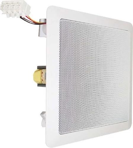 Visaton Deckenlautsprecher 2-Wege,17cm DL 18/2 SQ 100 V+8 O