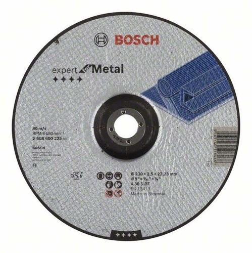 Bosch Power Tools Trennscheibe 230x2,5mm f. Metall 2608600225