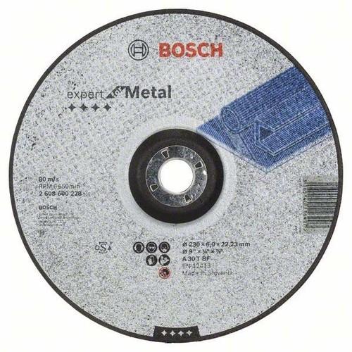 Bosch Power Tools Schruppscheibe 230x6mm f. Metall 2608600228