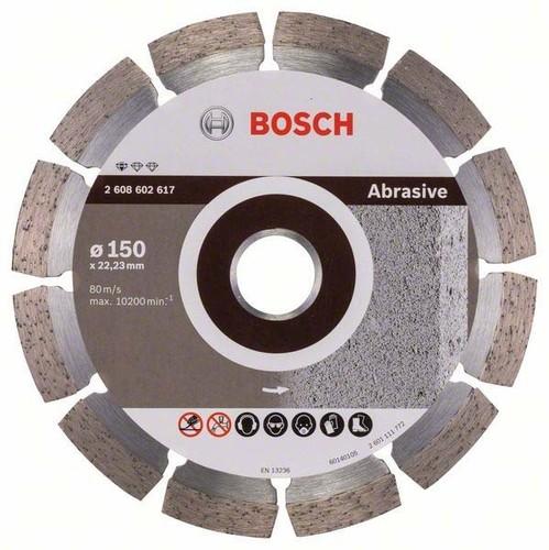 Bosch Power Tools Diamanttrennscheibe 150-10-22,23mm 2608602617