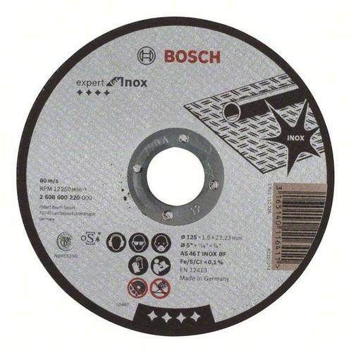 Bosch Power Tools Trennscheibe 125-1,6-22,23mm 2608600220