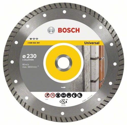 Bosch Power Tools Diamanttrennscheibe 125x22,23mm 2608602394