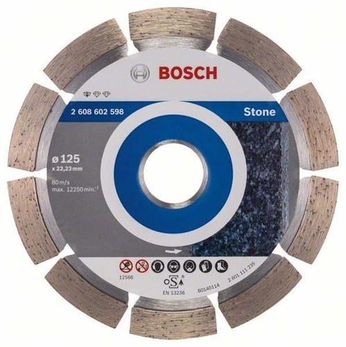 Bosch Power Tools Diamanttrennscheibe 125x22,23mm 2608602598