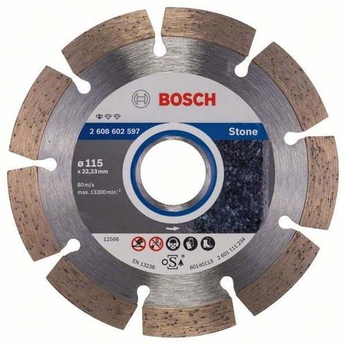 Bosch Power Tools Diamanttrennscheibe 115x22,23mm 2608602597