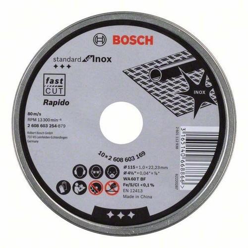Bosch Power Tools Trennscheibe 2608603254