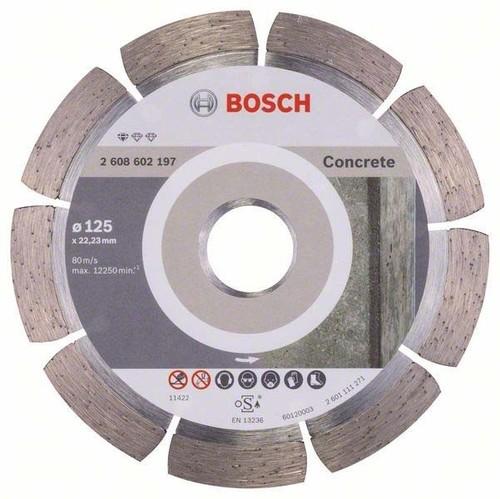 Bosch Power Tools Diamanttrennscheibe 125x22,23mm 2608602197