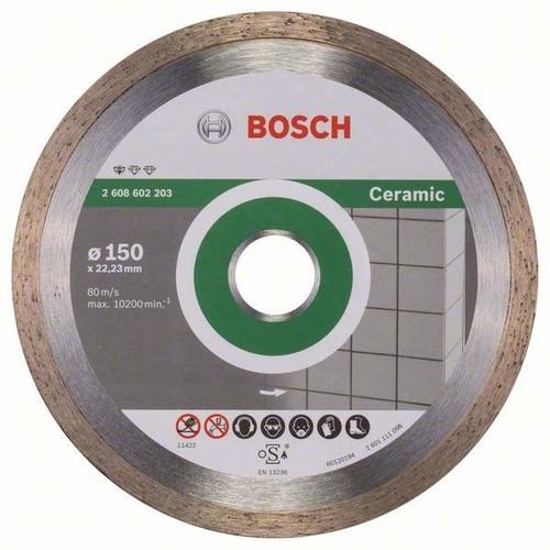 Bosch Power Tools Diamanttrennscheibe 150x 22,23mm 2608602203