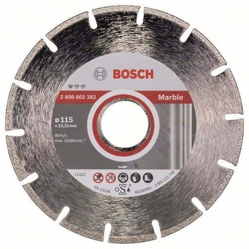Bosch Power Tools Diamanttrennscheibe 115x22,23mm 2608602282