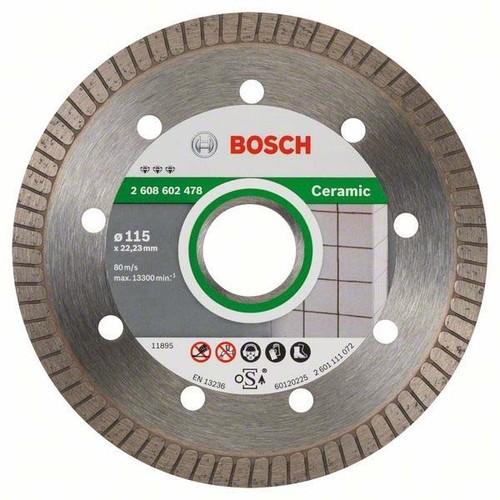Bosch Power Tools Diamanttrennscheibe 115x22,23mm 2608602478