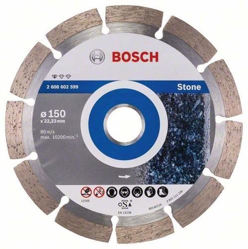 Bosch Power Tools Diamanttrennscheibe 150x22,23mm 2608602599