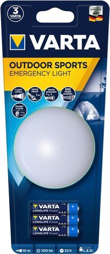 Varta Cons.Varta Outdoor Sports Emergency Light inkl. 3AAA 17621
