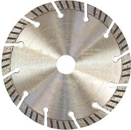 Baier Maschinenfabrik Diamantscheibe Turbo D=125mm High Speed 7234
