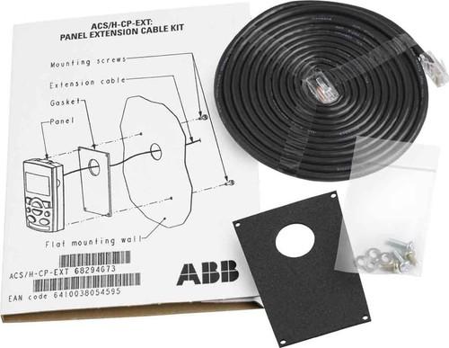 ABB Stotz S&J Steuertafeleinbausatz f.ACS550 IP54 ACS-CP-EXT